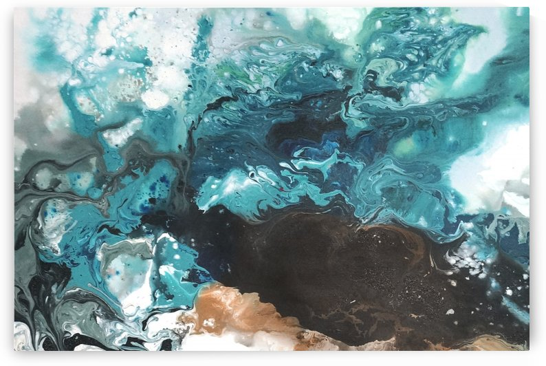 Ocean Glass by Yurovich Gallery