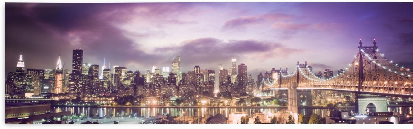 New York Cityscape by Christopher Dormoy