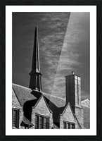 First Presbyterian Picture Frame print