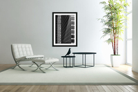 City Windows  Acrylic Print